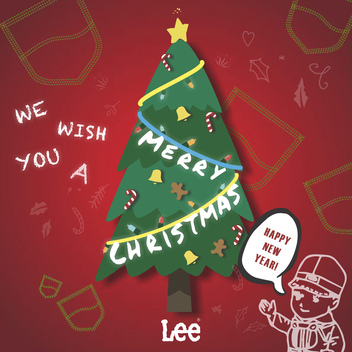 Lee-Christmax-e-card
